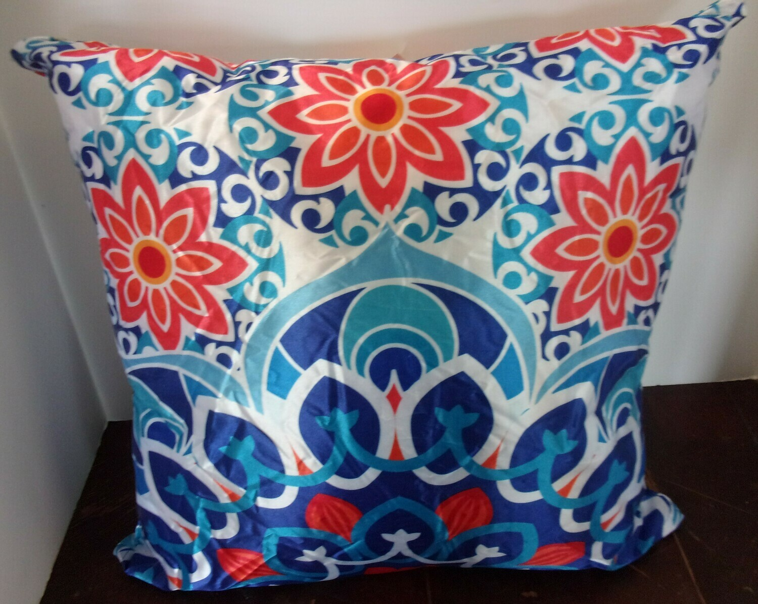 Bright Beautiful Blue Sky Pillow