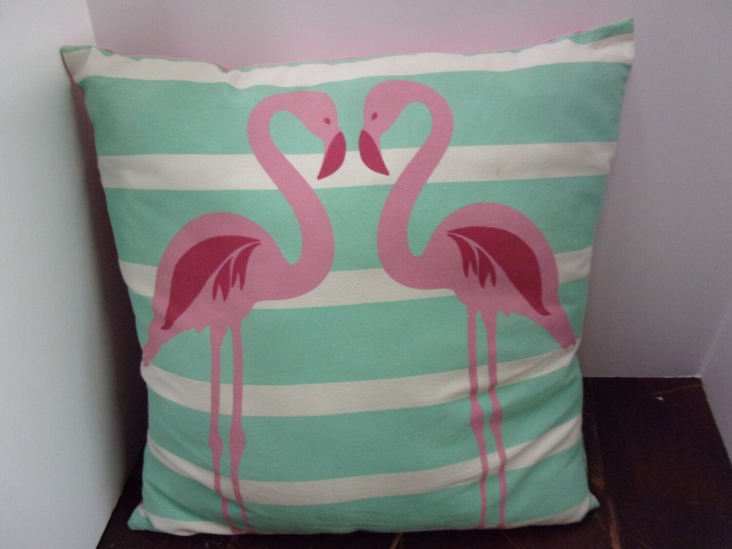 Flamingo Indoor/Outdoor Pillow