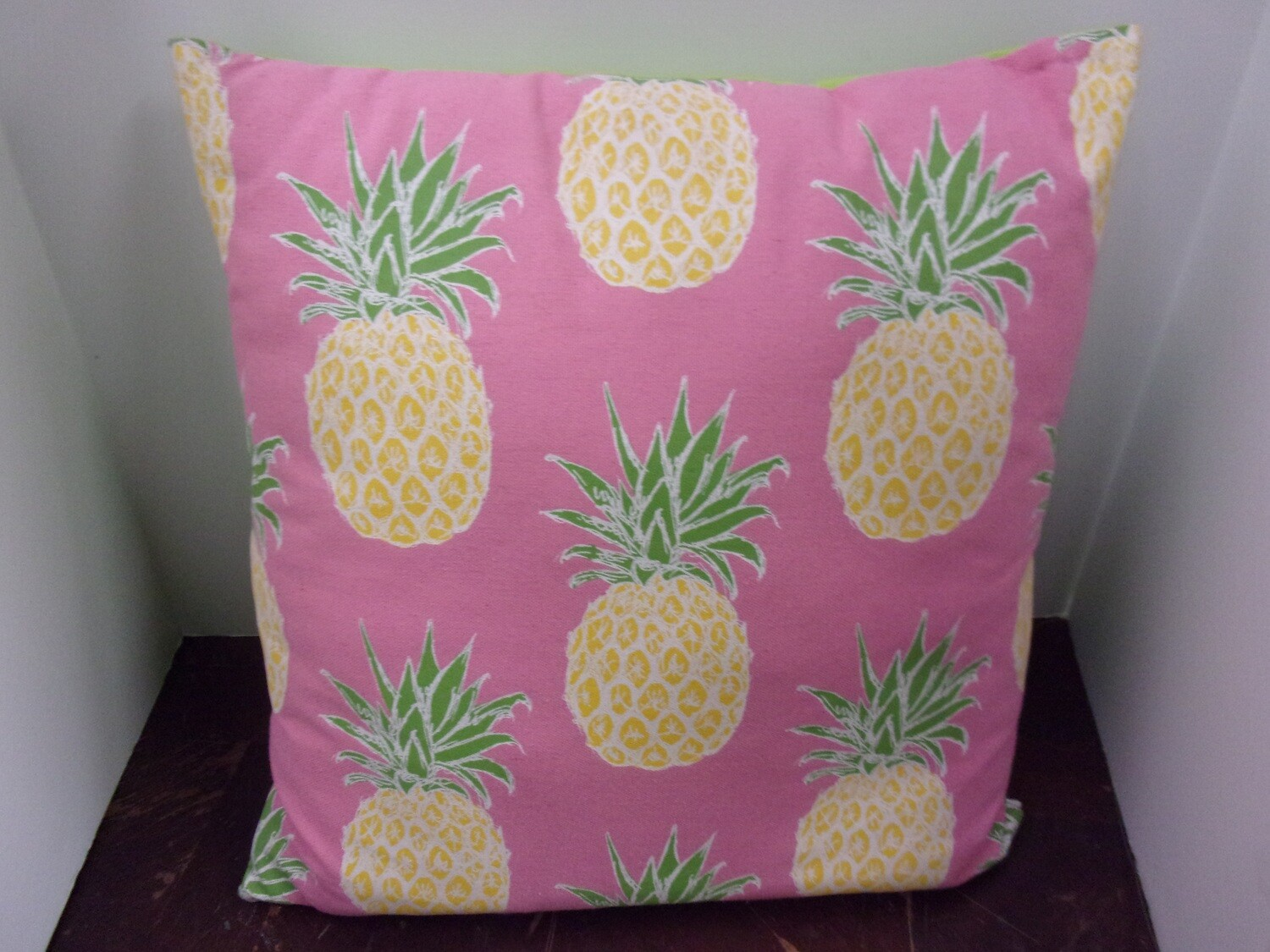 Pineapple Indoor/Outdoor Pillow