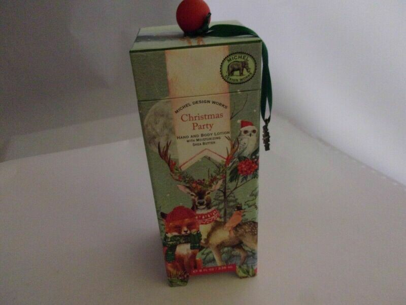 Michel Design Works Hand & Body Lotion, Christmas Party