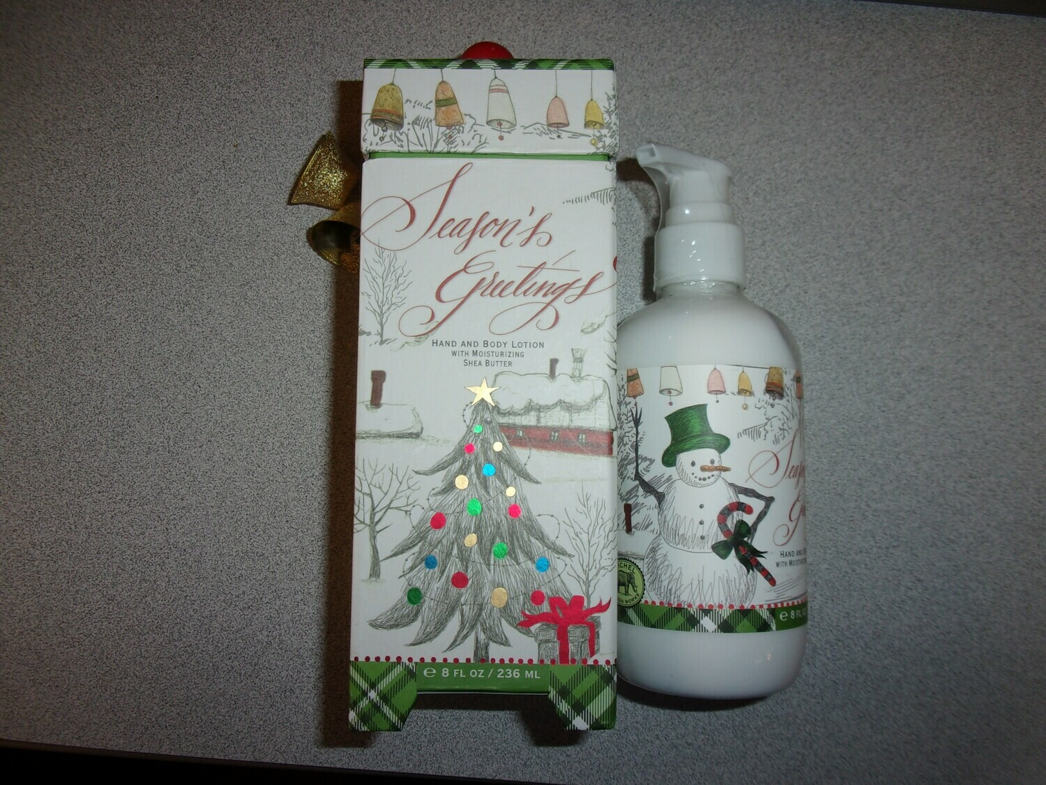 Michel Design Works Hand & Body Lotion, Season's Greeting's