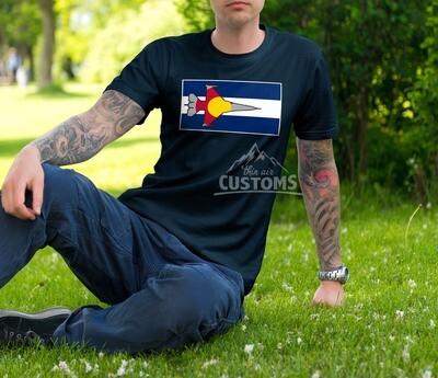 CO National Guard Tshirt