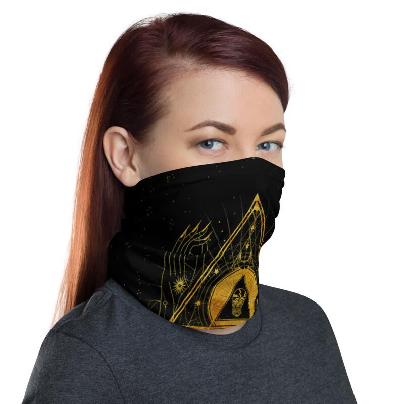 Music is Medicine Ninja Shield