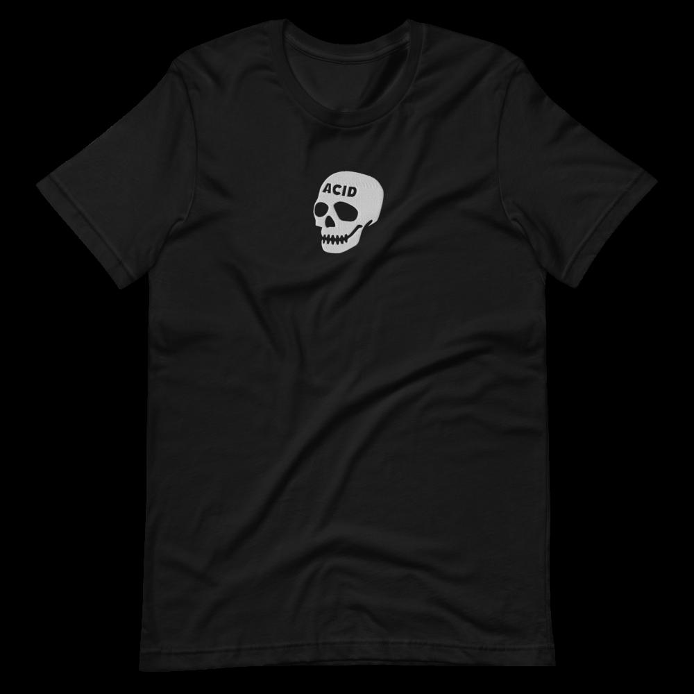 Acid Voodoo Embroidered T-Shirt