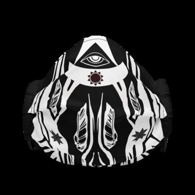 Acid Voodoo Premium face mask