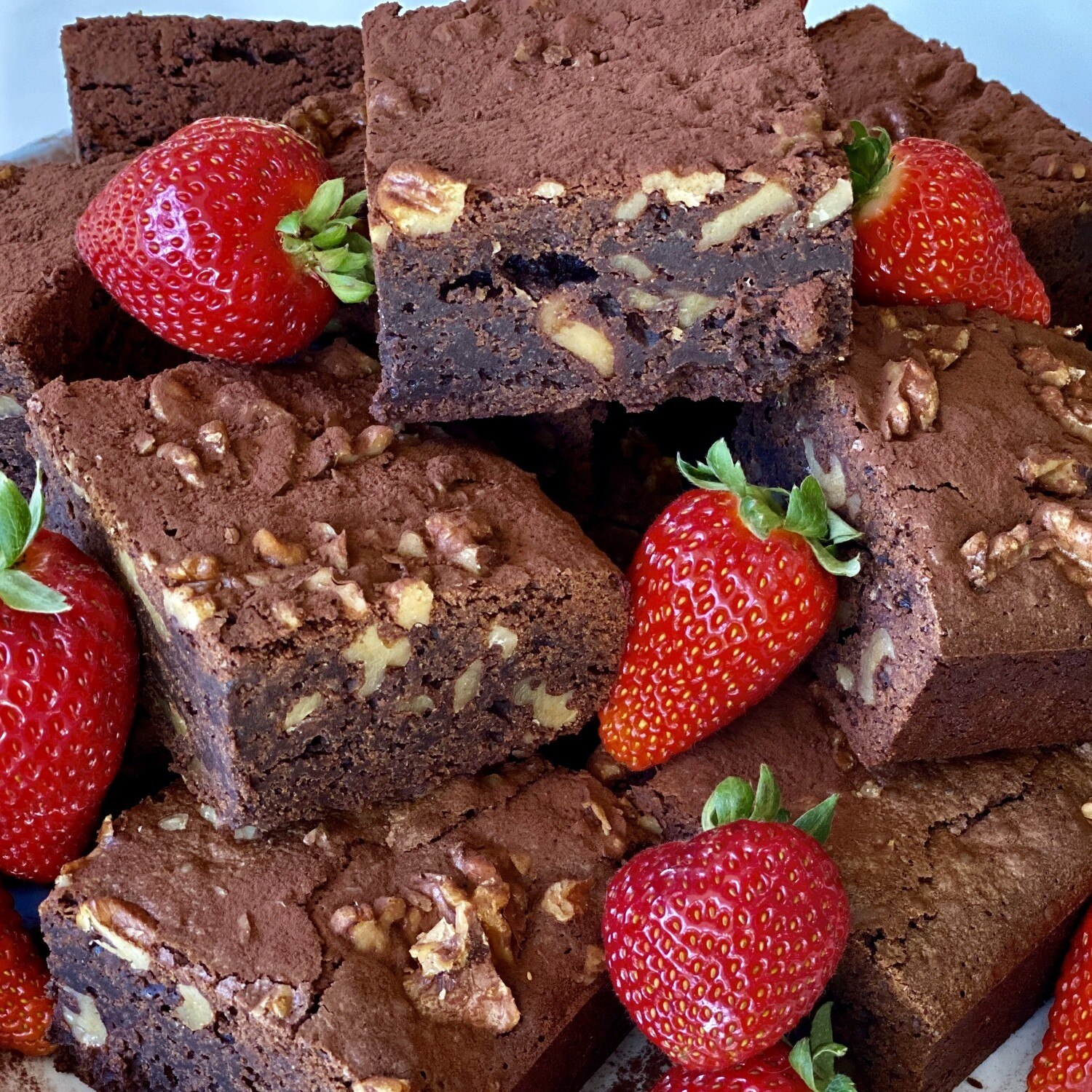Chocolate Brownies (4 pkt)