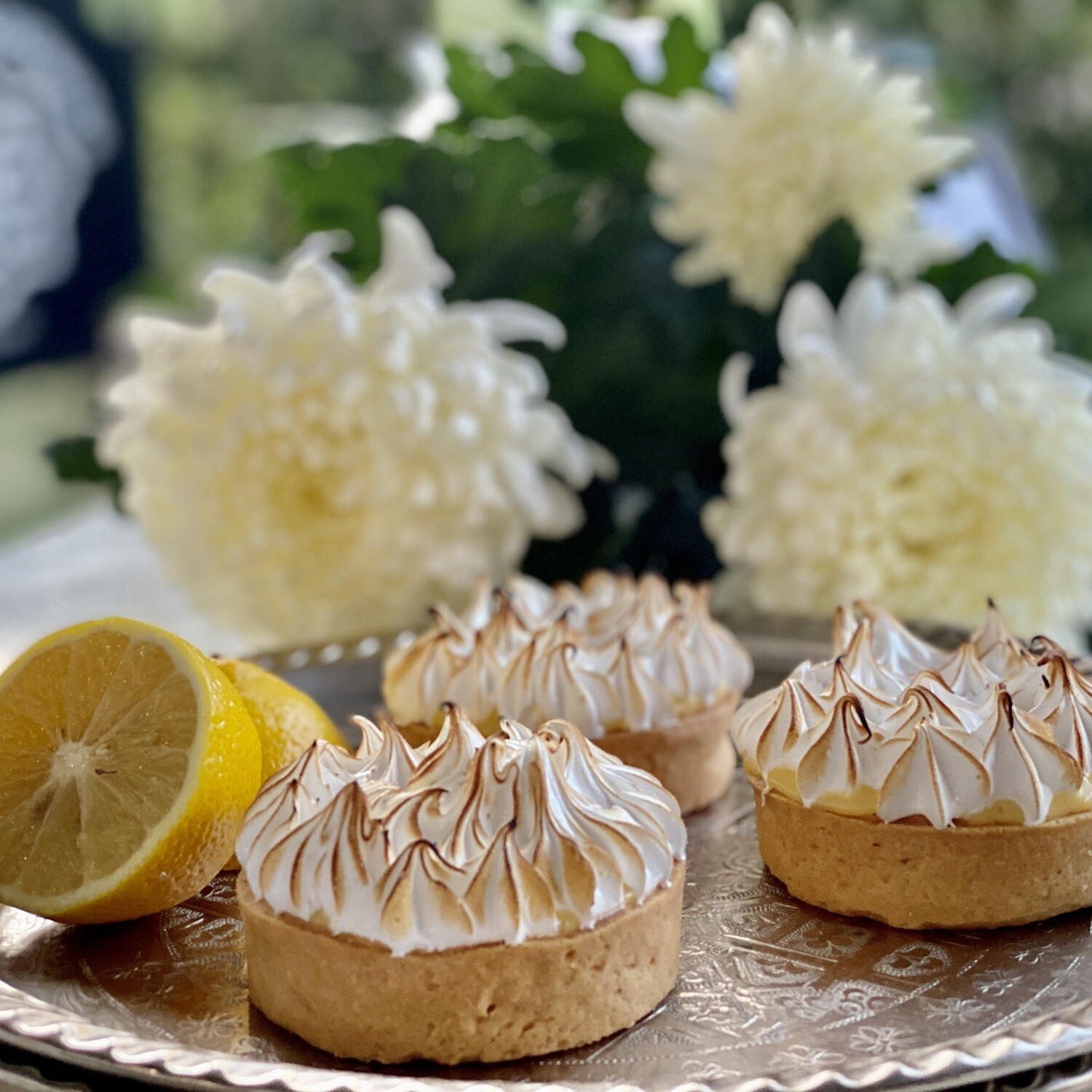Lemon Meringue Tart (4 pkt)