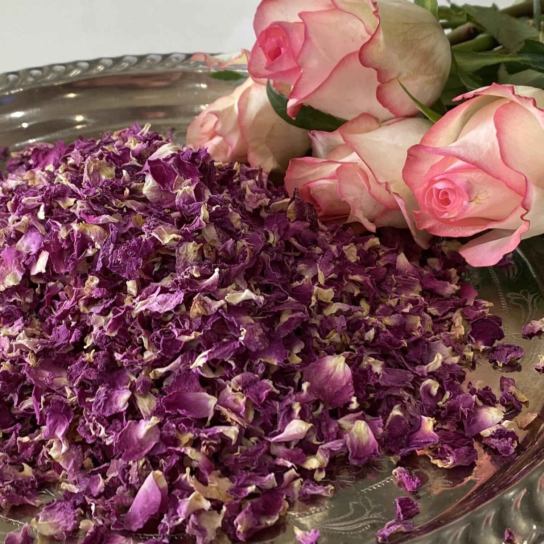 Organic Edible Rose Petals