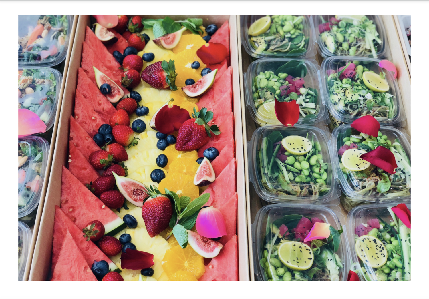Wellness Lunch Package