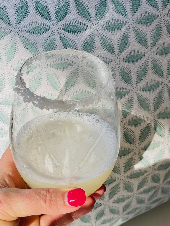 Classic Margarita (serves 2) Tequila, Cointreau, Lime