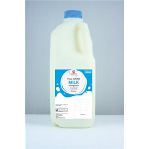 Milk Full Cream Fresh 2Lt