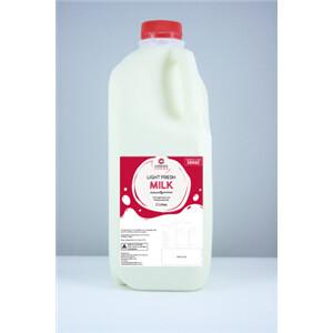Milk Light Fresh 2Lt