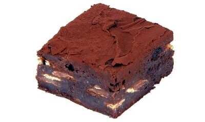 Gluten-Free Chocolate Fudge Brownies (4pkt)