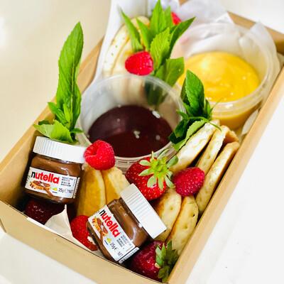 Picnic Pancake Box