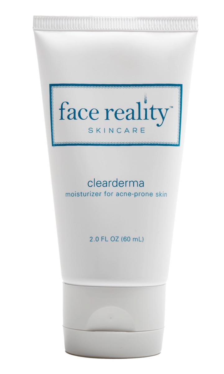 Face Reality Clearderma Moisturizer
