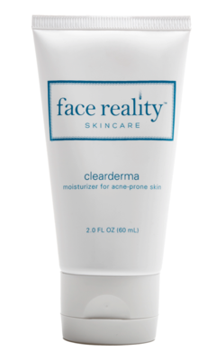 Face Reality Clearderma Moisturizer
