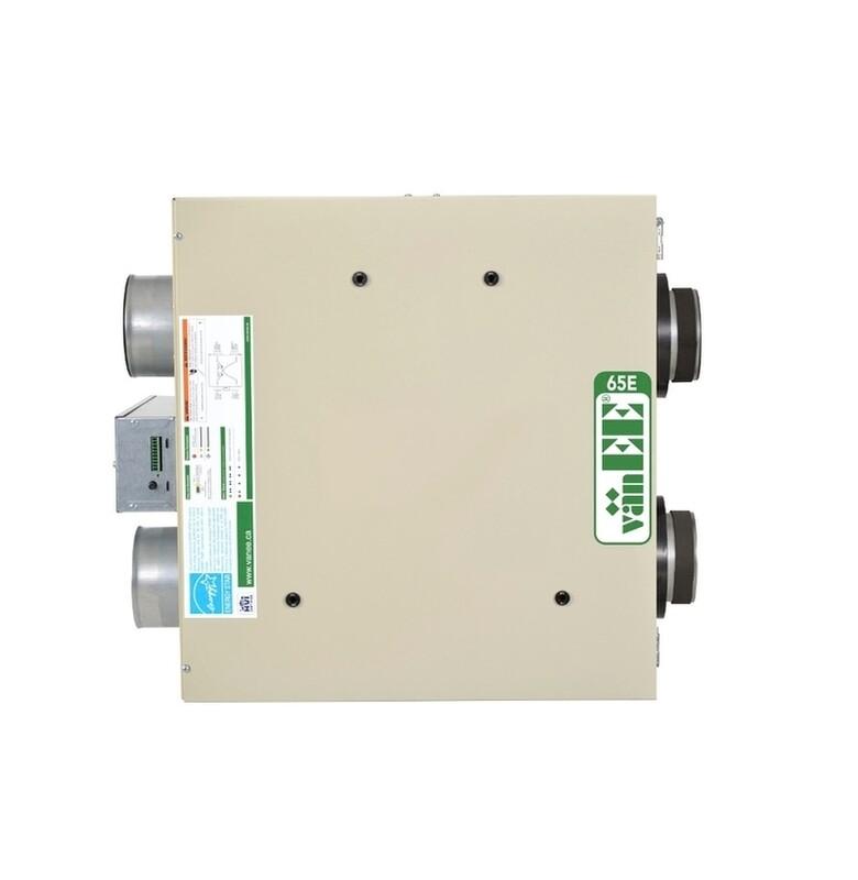 Vanee 65ERV à récupération d'énergie (130 cfm)