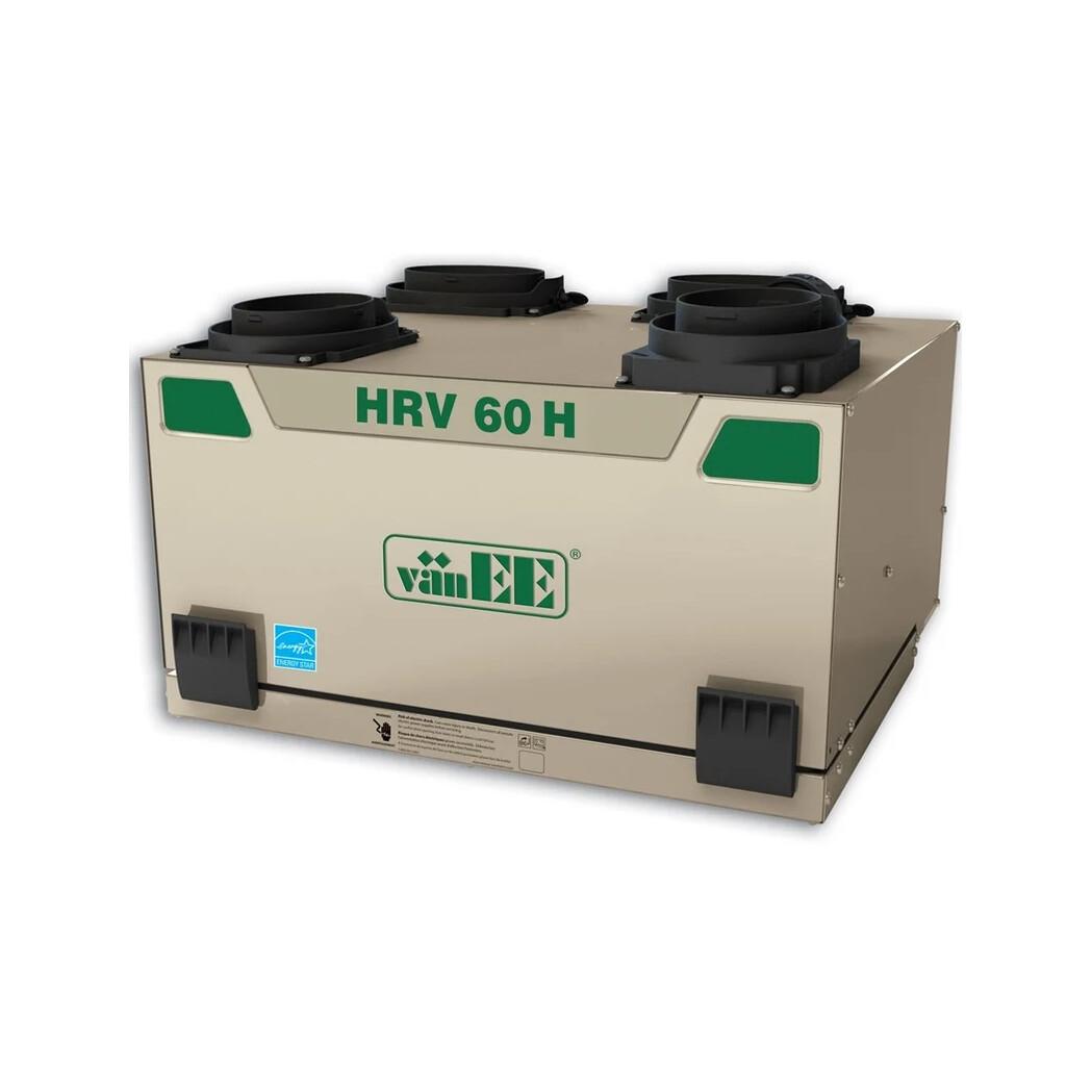 Vanee 60H à récupération de chaleur (100 cfm)