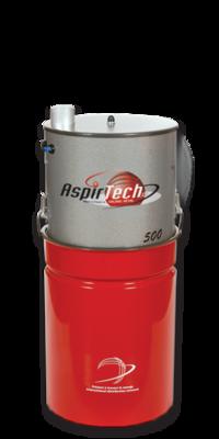 Aspirtech, Model 0500 garantie 10 ans et 600 Airwatts