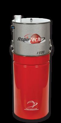 Aspirtech, Model 1500SE garantie 10 ans et 700 Airwatts