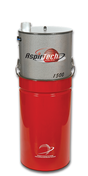 Aspirtech, Model 1500 garantie 10 ans et 600 Airwatts
