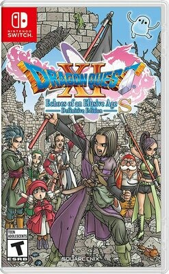 Switch Dragon Quest XI S: Echoes of an Elusive Age