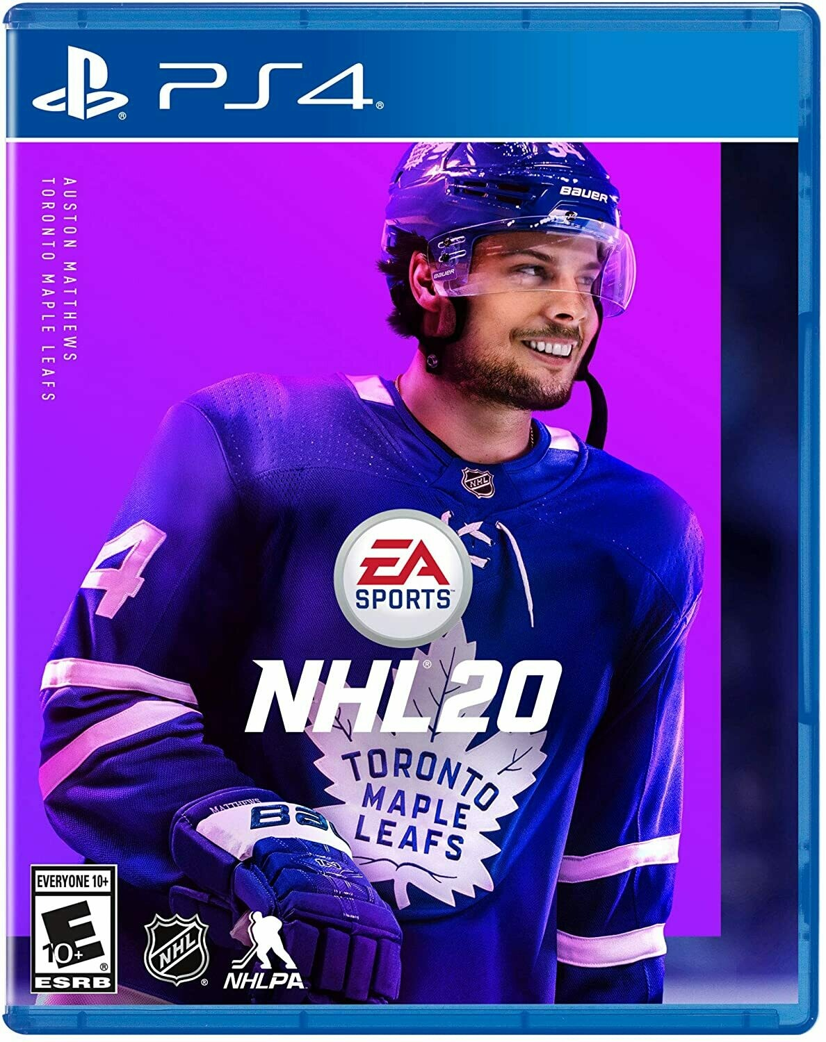 PS4 NHL 20 (New)