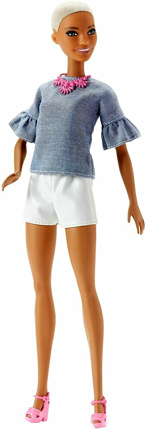 Barbie Fashionistas Doll - Chic In Chambray