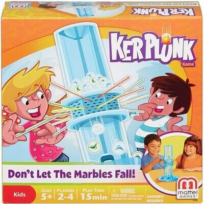 Kerplunk Board Game