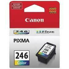 Canon CL-246 Colour Ink Cartridge