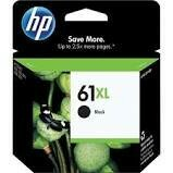 HP 61XL Black High Yield Original Ink Cartridge