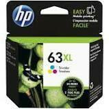 HP 63XL Tri-color High Yield Original Ink Cartridge