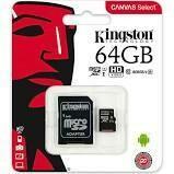 Kingston 64gb micro sd card