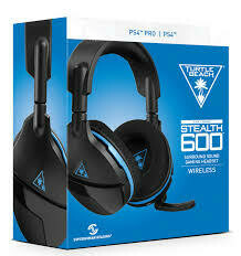 Turtle Beach Earforce Stealth 600 Over-Ear Wireless Headset for PS4™ - Black