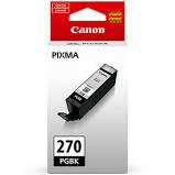 Canon PGI-270 Ink Cartridge - Black