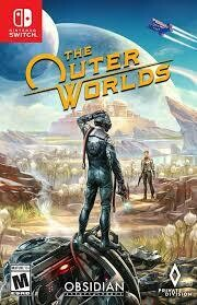 Switch The Outer Worlds