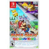 Switch Paper Mario The Origami King