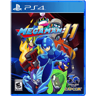 PS4 Meganman 11 (New)