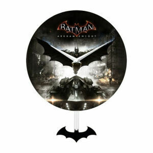 Batman arkham knight clock pendulum