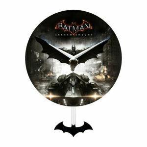 Batman arkham knight clock pendulum