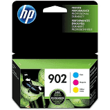 HP 902 Original Ink Cartridges - CMY