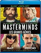 Masterminds (Blu-ray)