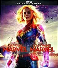 Captain Marvel (Dvd) (New)