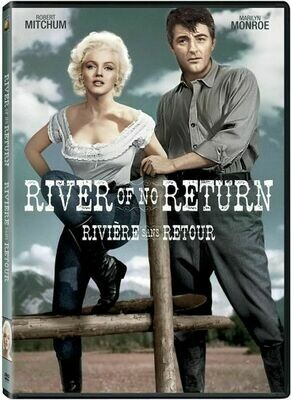 River of No Return (DVD) (New)