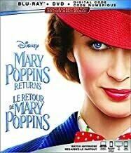 Mary Poppins Returns (Bluray) (New)