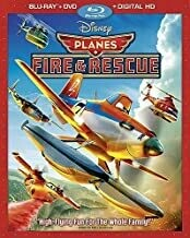Planes Fire and Rescue (Blu-ray) (New)
