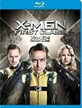 X-Men First Class (Bluray)
