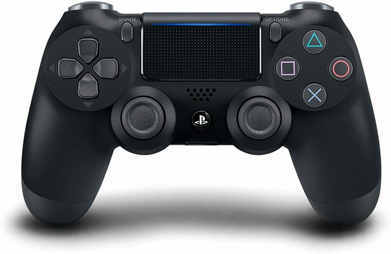 PlayStation®4 DUALSHOCK®4 Wireless Controller - Jet Black