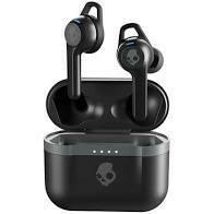 Skullcandy Indy Evo True Wireless In-Ear Earbuds - Black