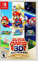 Switch Super Mario™ 3D All Stars for Nintendo